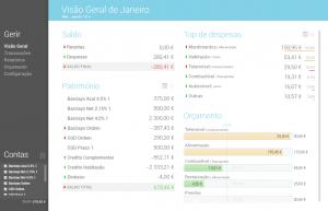 Boonzi – Software de gestão de finanças pessoais