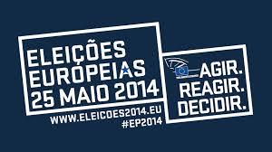 Mapa oficial com o resultado da eleição e a relação dos deputados eleitos ao Parlamento Europeu
